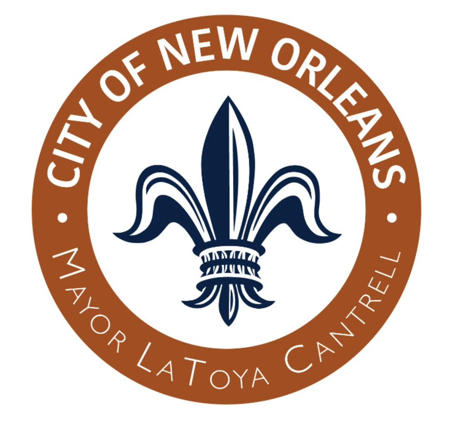 City of New Orleans Mayor LaToya Cantrell