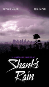 Shank's Rain film poster