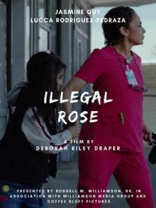 Illegal Rose film poster