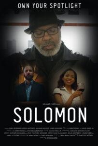 Solomon film poster